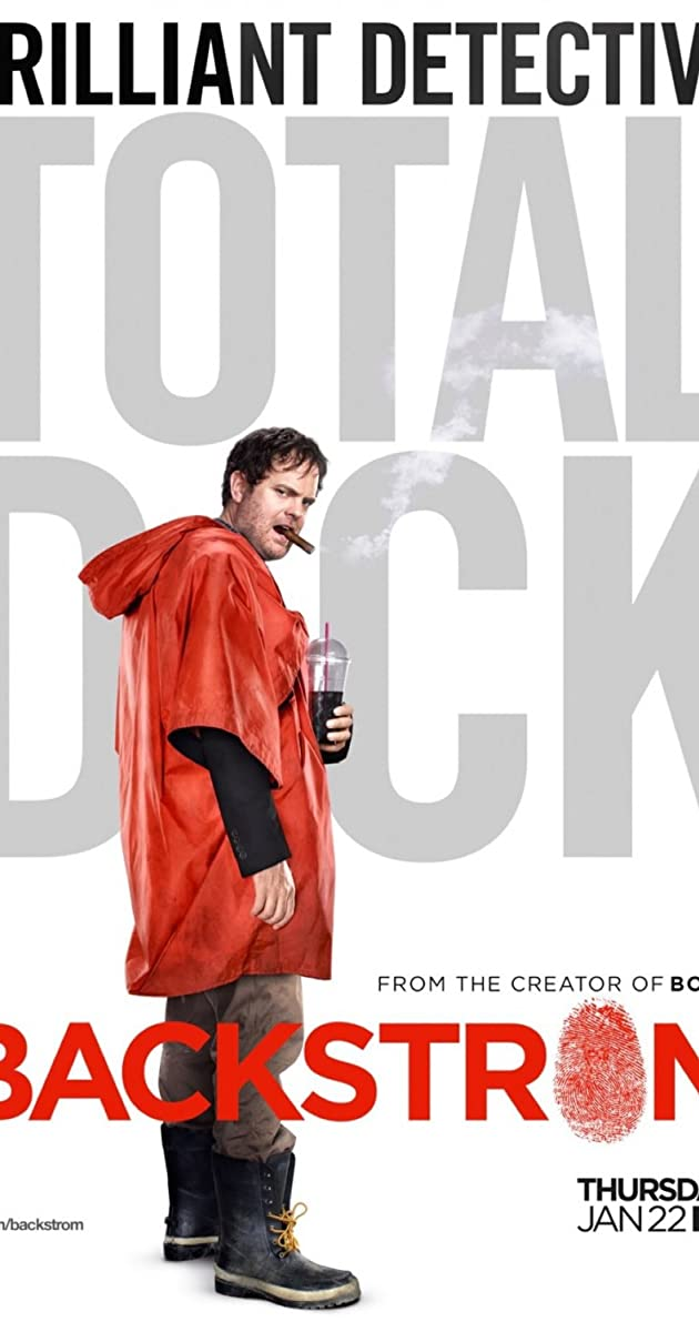 Backstrom (TV Series 2015)
