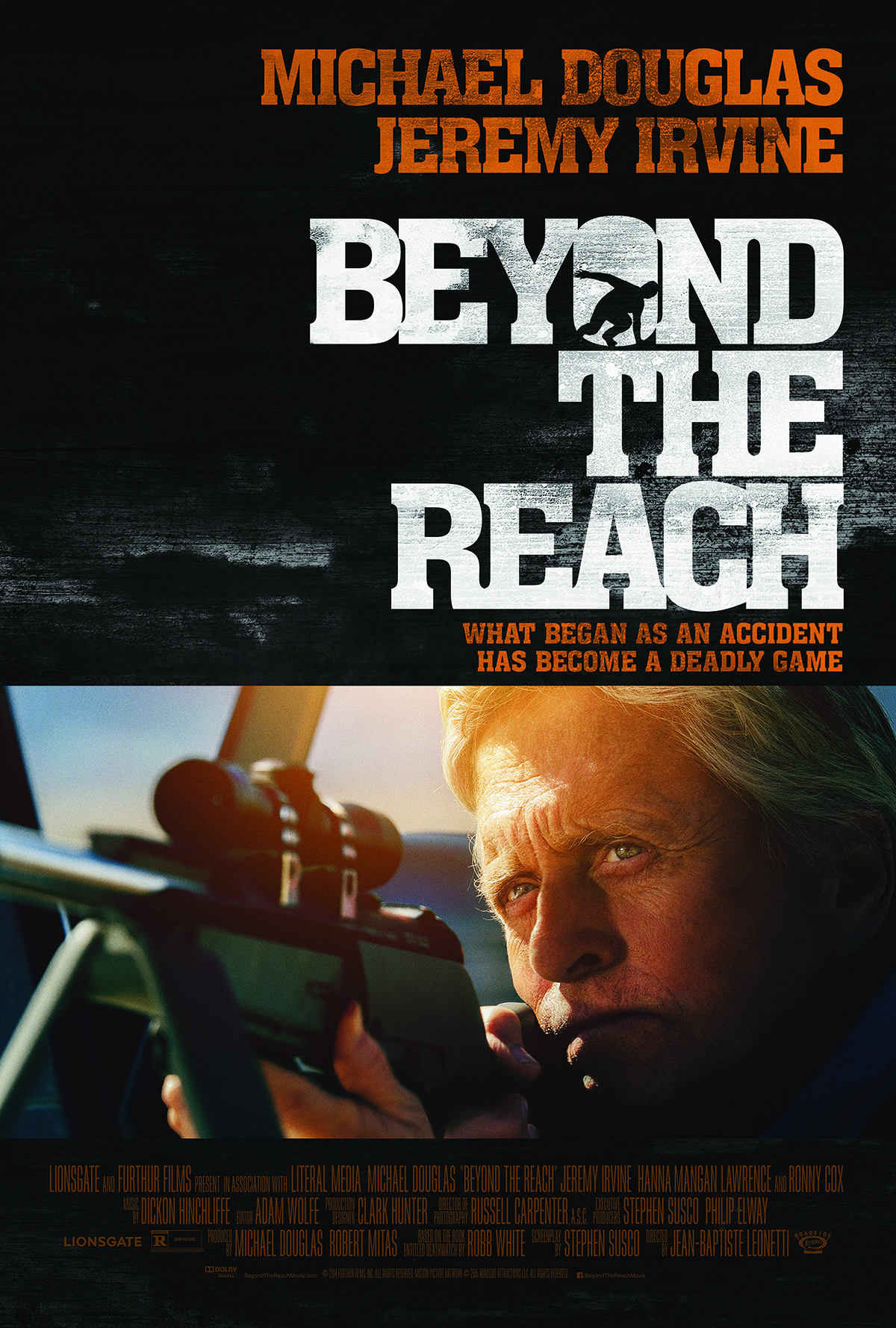 Beyond the Reach (2014) - IMDb