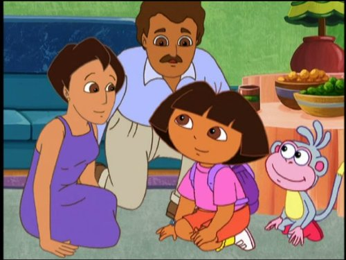 Dora The Explorer Dora Saves The Game Tv Episode 2003 Imdb