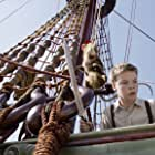 Simon Pegg and Will Poulter in The Chronicles of Narnia: The Voyage of the Dawn Treader (2010)