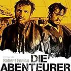 Alain Delon and Lino Ventura in Les aventuriers (1967)
