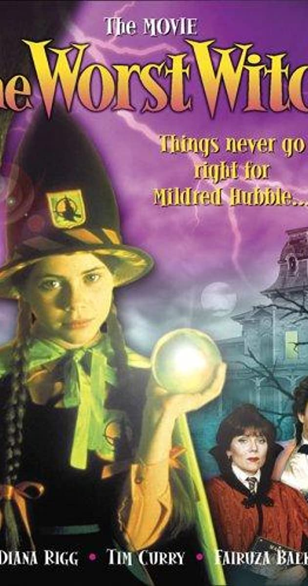 The Worst Witch Tv Movie 1986 Imdb