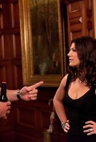 Jared Padalecki and Genevieve Padalecki in Supernatural (2005)