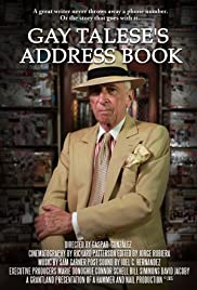 Gay Talese's Address Book Poster