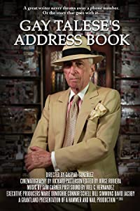 Movies downloadable online Gay Talese's Address Book [1280x768]