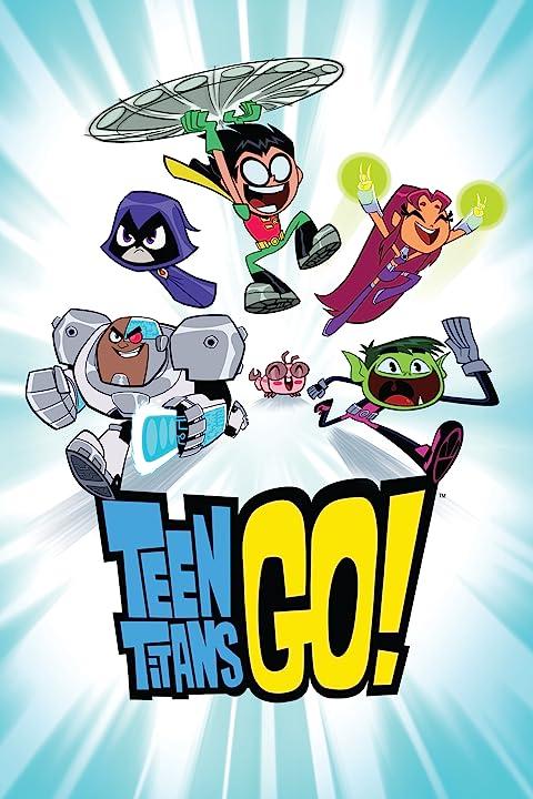Teen Titans Go – Season 1