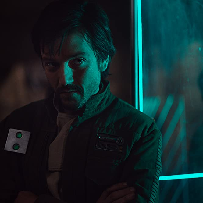 Diego Luna in Rogue One: A Star Wars Story (2016)