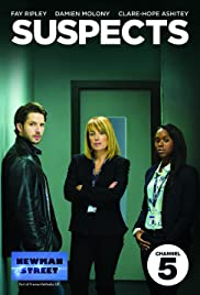 Suspects Poster - TV Show Forum, Cast, Reviews