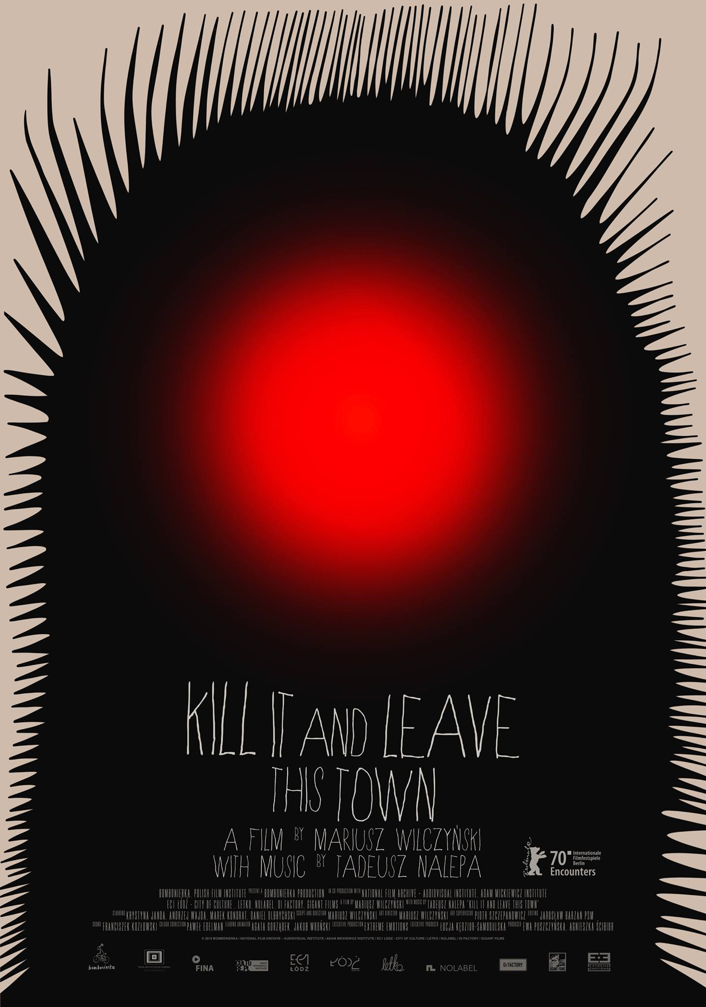 Kill It and Leave This Town (2020) - IMDb