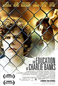 Jesse Eisenberg and Jason Ritter in The Education of Charlie Banks (2007)