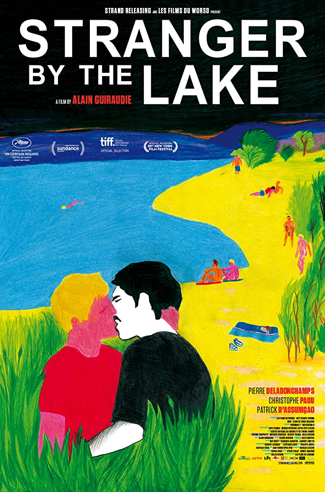 Christophe Paou and Pierre Deladonchamps in L'inconnu du lac (2013)