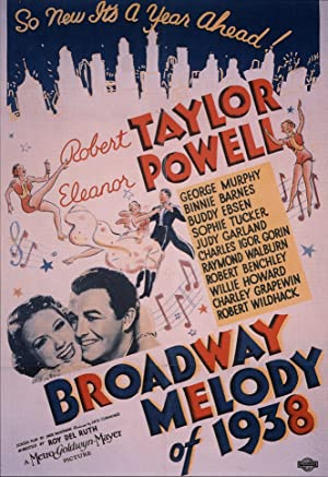 Where to stream Broadway Melody of 1938