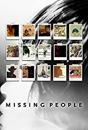 Missing People Poster