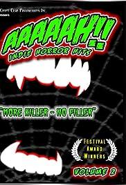 AAAAAH!! Indie Horror Hits Volume 2 Poster