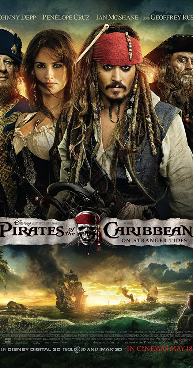 Pirates Of The Caribbean On Stranger Tides 2011 Imdb