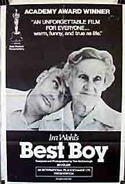 Best Boy(1979) Poster - Movie Forum, Cast, Reviews