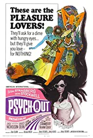 Psych-Out (1968) Poster - Movie Forum, Cast, Reviews
