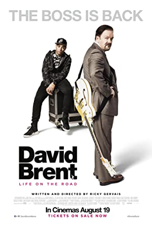 Permalink to Movie David Brent: Life on the Road (2016)