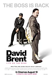 Play or Watch Movies for free David Brent: Life on the Road (2016)