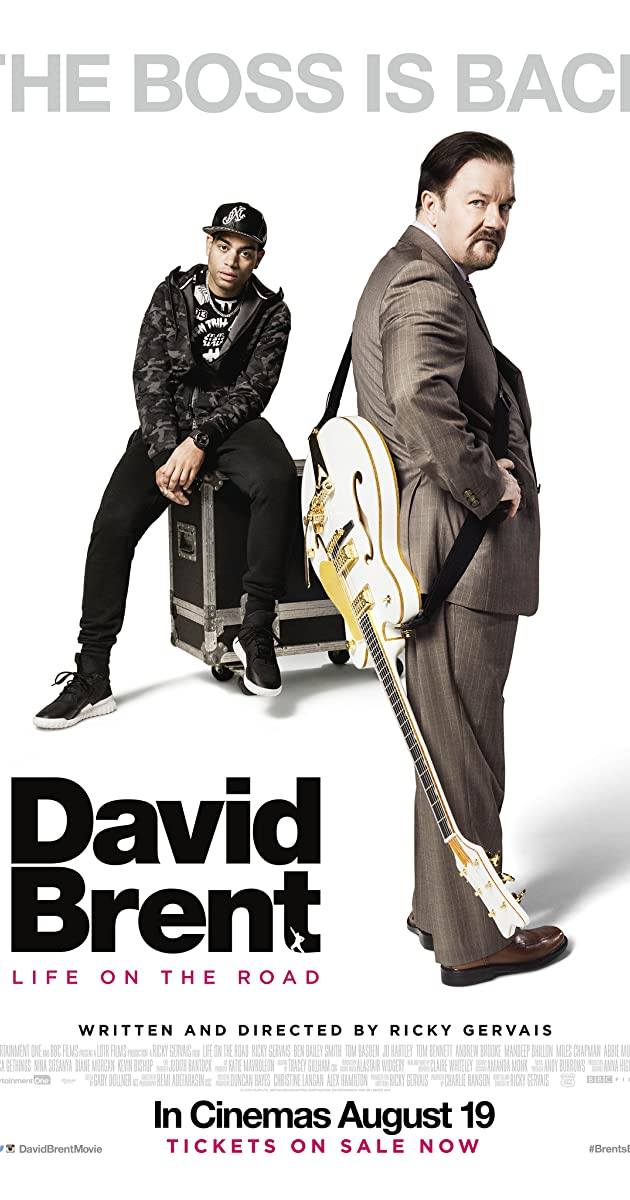 Watch Full HD Movie David Brent: Life on the Road (2016)