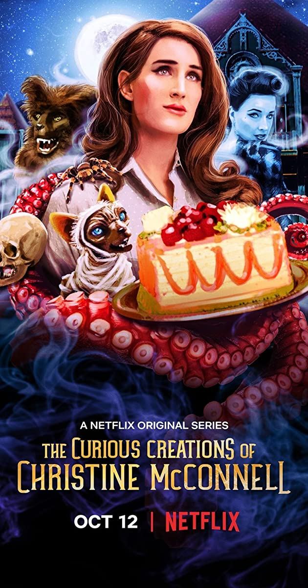 Download The Curious Creations of Christine McConnell or watch streaming online complete episodes of  Season1 in HD 720p 1080p using torrent