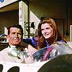 James Garner and Jessica Walter in Grand Prix (1966)