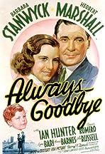 Always Goodbye