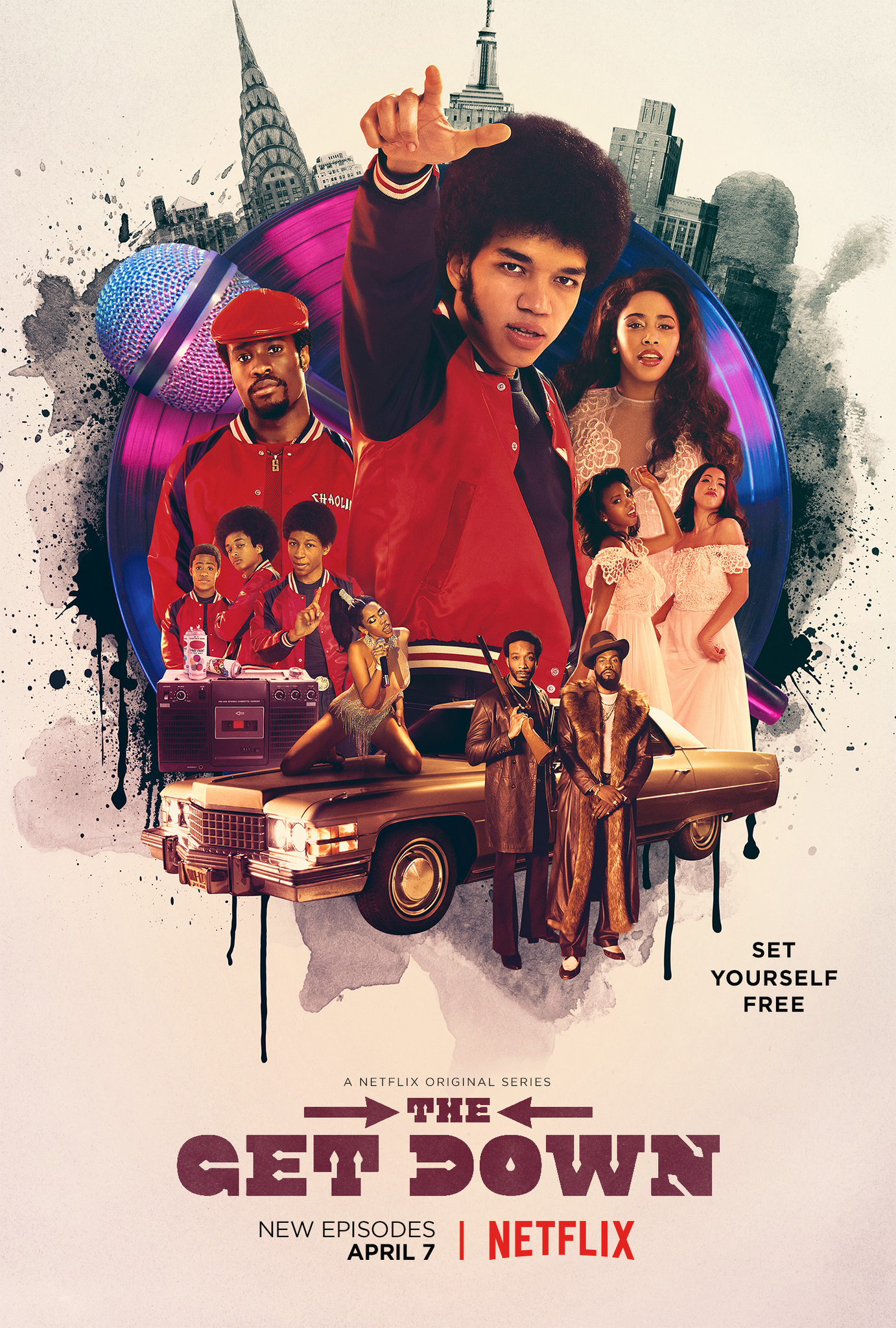 The Get Down (TV Series 2016–2017) - IMDb
