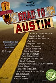 Road to Austin Poster