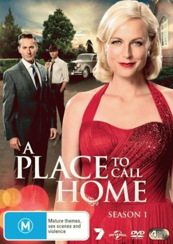 Ten, kur namai (6 Sezonas) / A Place to Call Home (Season 6)