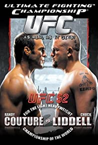 Primary photo for UFC 52: Couture vs. Liddell 2