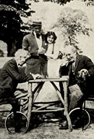 Herbert Prior and Mabel Trunnelle in A Game of Chess (1912)