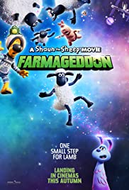 Shaun the Sheep Movie: Farmageddon Poster