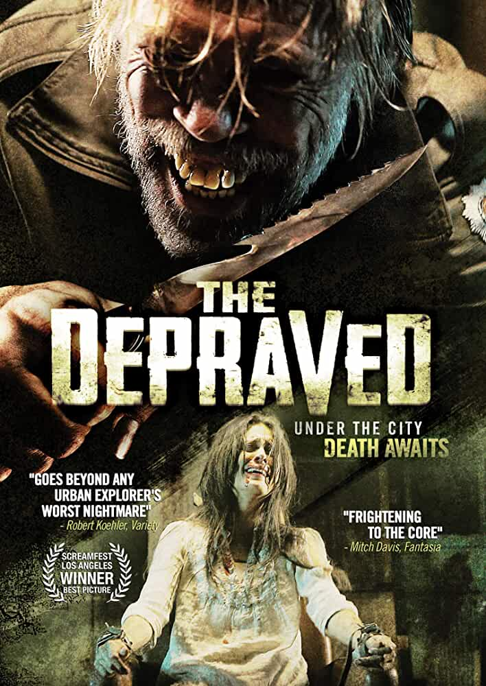 The Depraved (2011) – Bluray 720p 699Mb / 480p 350MB