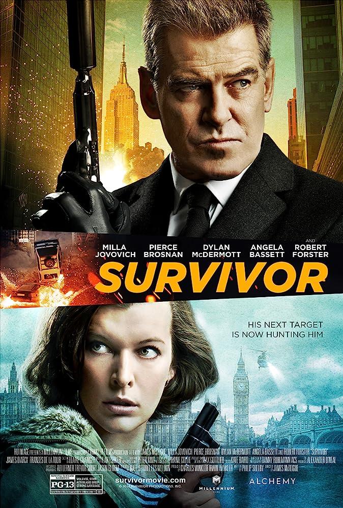 Survivor (2015) Bluray ORG Hin+Eng+Tam+Tel 720p