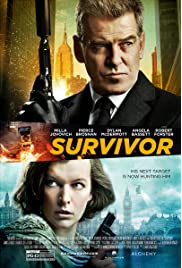 Survivor 2015 Movie BluRay Dual Audio Hindi Eng 300mb 480p 1GB 720p 3GB 7GB 1080p