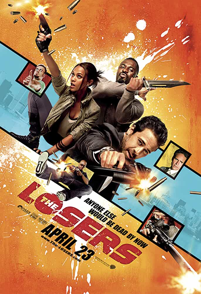 The Losers (2010) Hindi Dubbed