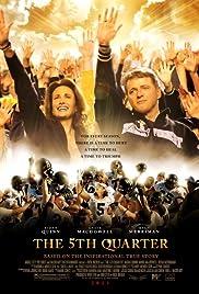 The 5th Quarter(2010) Poster - Movie Forum, Cast, Reviews