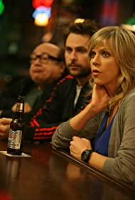 Danny DeVito, Charlie Day, and Kaitlin Olson in Mac Fights Gay Marriage (2010)