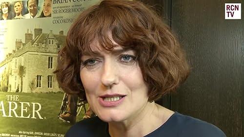 Anna Chancellor Interview The Carer Premiere