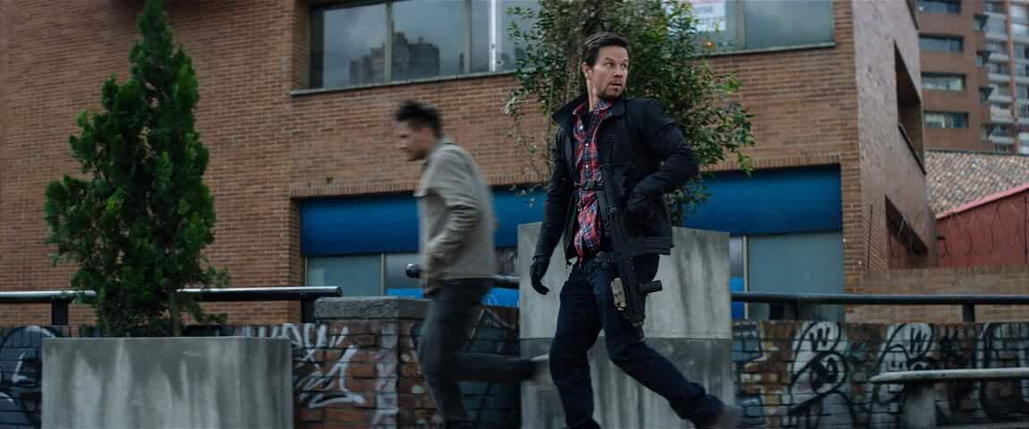 Mark Wahlberg in Mile 22 (2018)