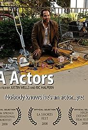 L.A. Actors Poster