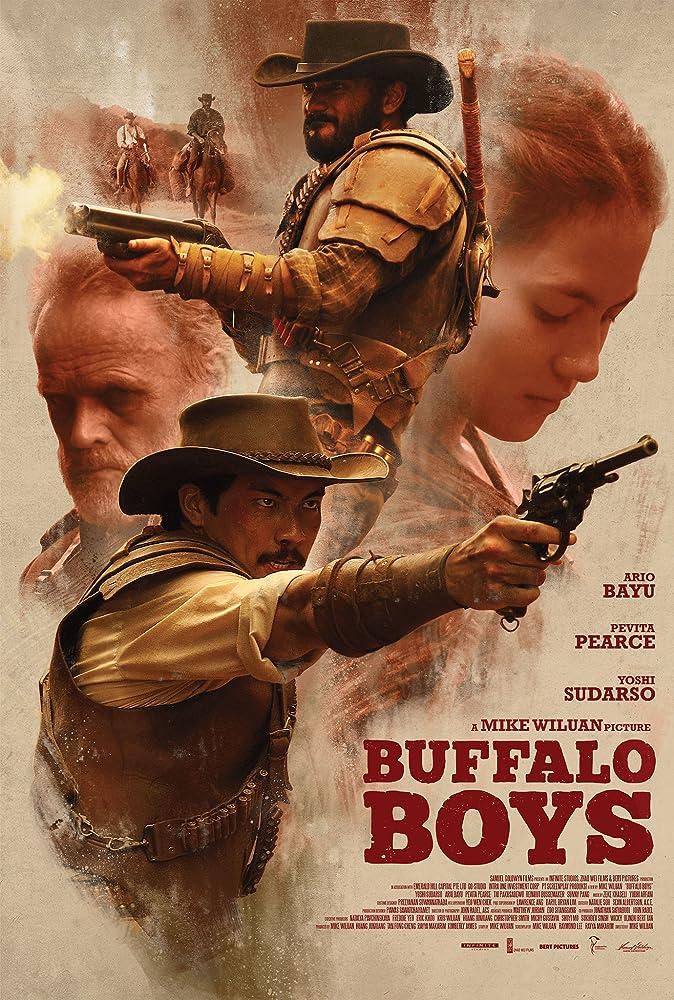 Poster film 'Buffalo Boys'