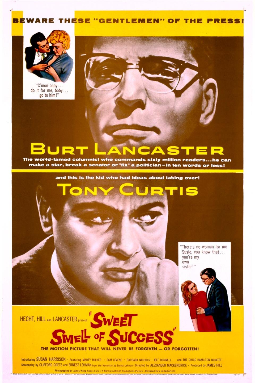 Sweet Smell of Success (1957) - IMDb