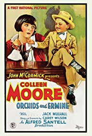 Mickey Rooney and Colleen Moore in Orchids and Ermine (1927)