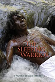 The Sleeping Warrior Poster