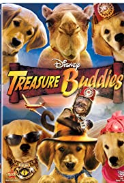 Treasure Buddies (2012) 720p
