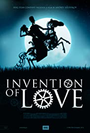 Invention of Love Poster