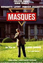 Masques (1987) Poster - Movie Forum, Cast, Reviews