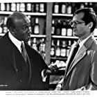 Jack Nicholson and Scatman Crothers in The King of Marvin Gardens (1972)